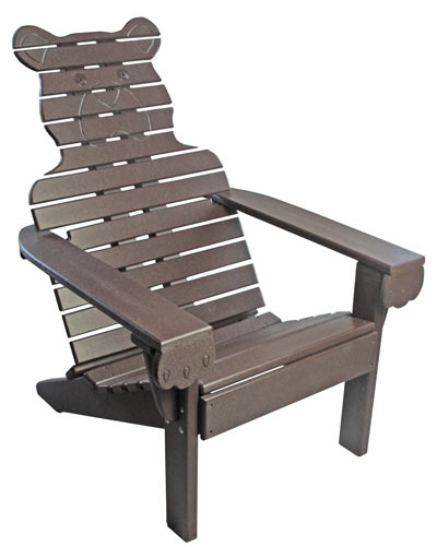 Bear Adirondack Chair