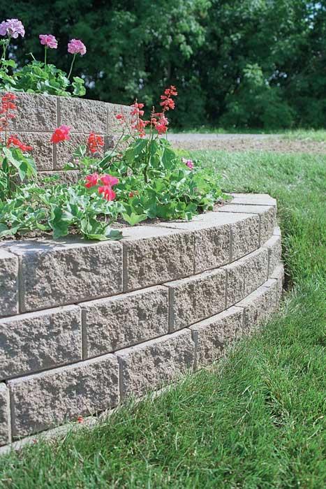 Handy-Stone II garden wall