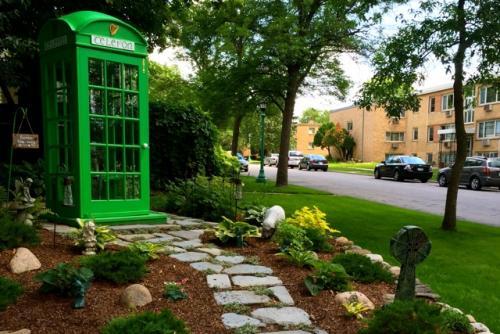 Irish Phone Booth