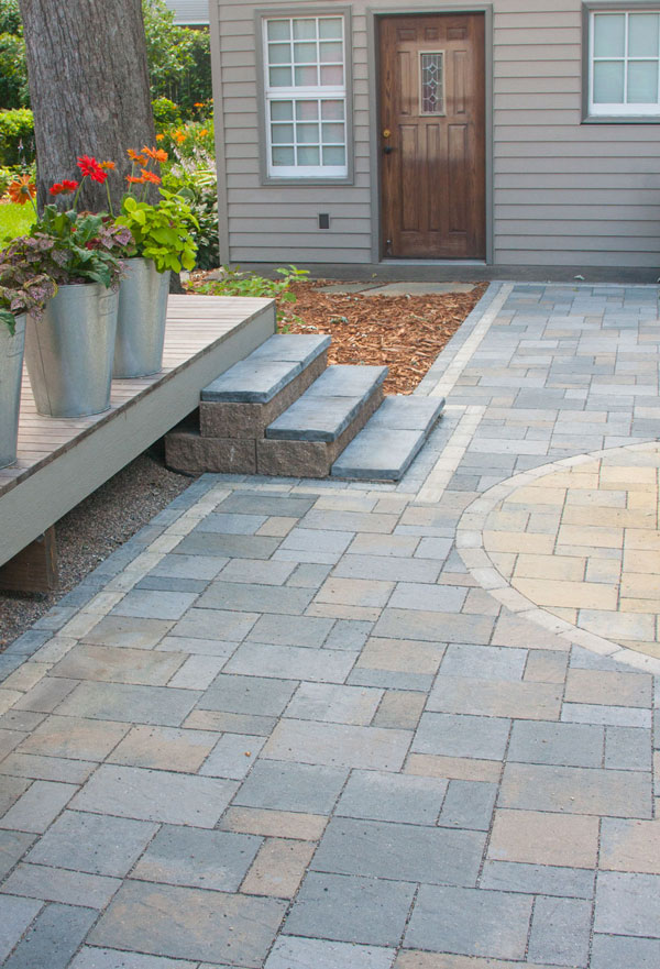 Willow Creek Slatestone pavers