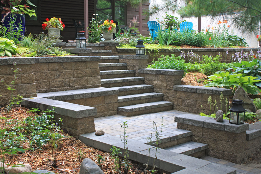 Three ways we can help patio town for Landscape villa design
