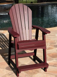 Comfort Craft Adirondack balcony chair