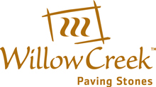 Willow Creek Paving Stones logo