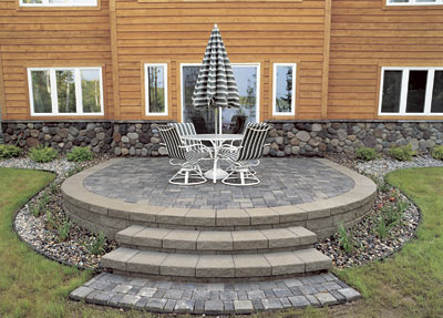 Advanced landscaping projects patio town for Advanced landscape design