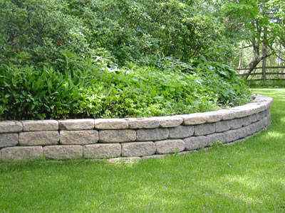 Retaining Walls Amp Freestanding Walls Patio Town