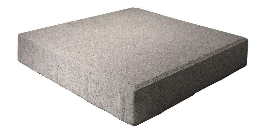 Tekstone paver gray
