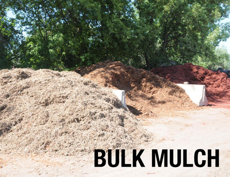 Mulch also can improve the appearance of your garden. Bark mulch provides uniformly rich colors to make your plants stand out. And mulch can keep plants clean by preventing soil from splashing onto leaves during rainstorms.