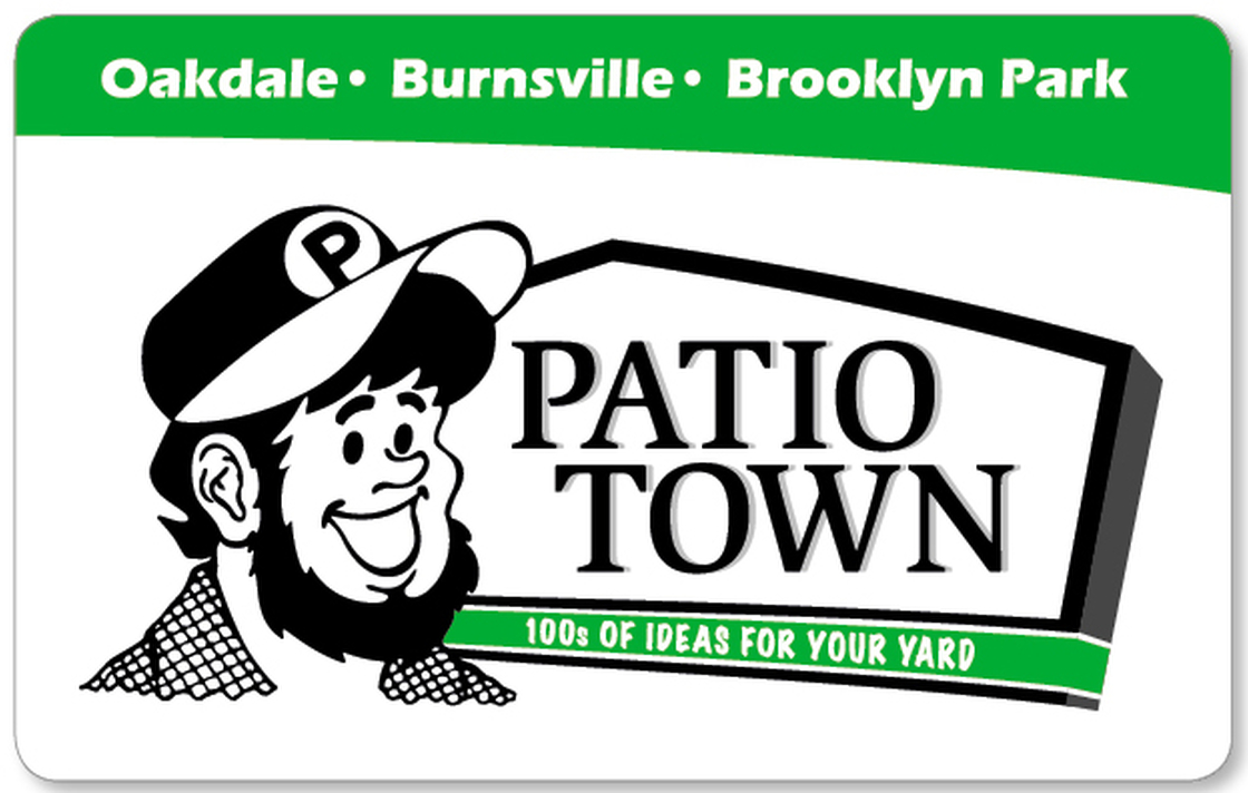 Patio Town gift card