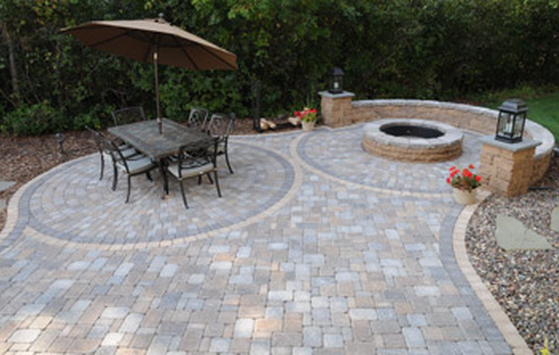 Patio make's a good investment to your home