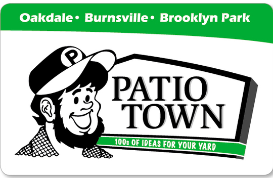 Wonderful Patio Town Gift Card