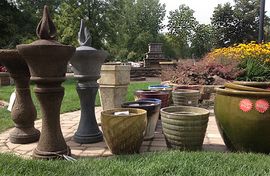 Superior Clearance Pricing On All Patio Town Statuary!