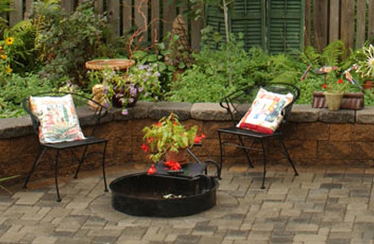 Galleries of Patio Landscapes | Patio Town