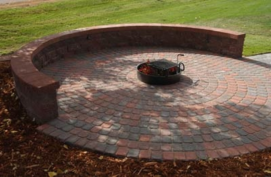 Patios Fire Pits