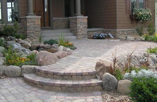willow creek pavers - Patio Town