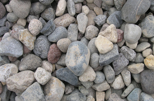 Decorative Garden Rocks : Decorative rock and natural stone patio town