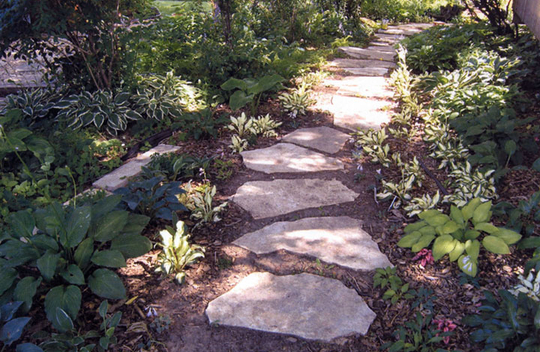 Flagstone & Wall Stone - Decorative Rock And Natural Stone Patio Town