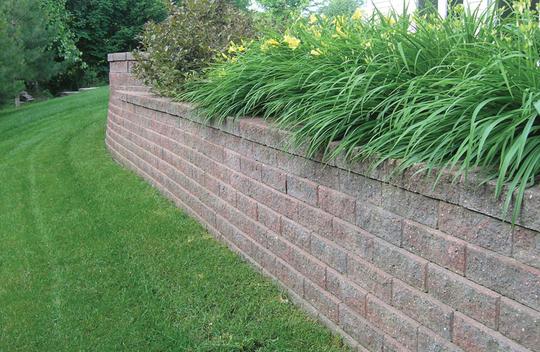 Versa Lok Retaining Wall Systems Patio Town